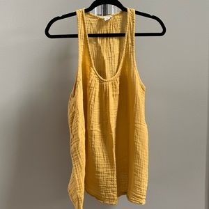 EUC Like New Loft Outlet Sleeveless Shirt
